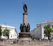 Памятник 1000-летию города Бреста