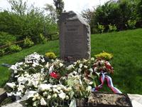 Памятник жертвам авианалёта, Белград.