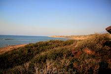 Черепаший пляж