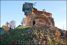 Отслуживший своё форт был случайно  взорван революционными матросиками в 1923 году по обыкновенному российскому идиотизму:братва стала проверять как быстро загориться начинка мины. Она загорелась, но