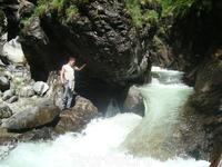 Горная река Кынгырга