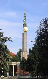Венский памятник советским воинам-освободителям