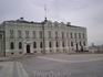 Кремль Президентский дворец. Здание расположено в северо-восточной части кремля на месте дворцового комплекса казанских ханов. Построено в 1845—1848 гг ...