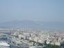 Малага. Вид на город