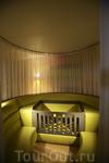 комната для отдыха младенцев в аэропорту Schiphol
