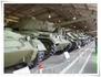 Ещё один вид на танки в Павильоне №5.