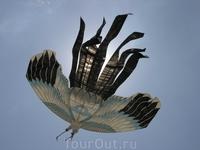 Международный фестиваль воздушных змеев.