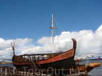 Полярный Одиссей - Морской Музей в Петрозаводске