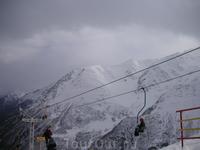 подъём на Чегет - на экскурсии в Приэльбрусье