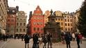 Стокгольм принято считать столицей Скандинавии. Думаю не зря, к тому же он очень красивый город