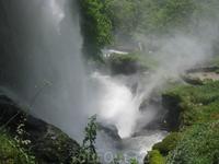 Водопад. Экскурсия в Эдессу.