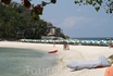 Ещё один вид пляжа острова Ко Нанг Ян.