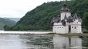 замок сбора пошлины на Рейне