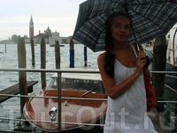 погода всё-таки испортилась, но под дождем Венеция тоже прекрасна