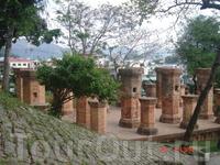 Тямские башни Понагар