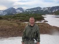 Игорь Чапалов-руководитель и организатор путешествия