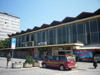 Железнодорожный вокзал в Кошице