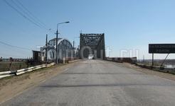 Мост через Волгу около Калязина