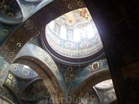 Храм св. Пантелеймона в Новом Афоне