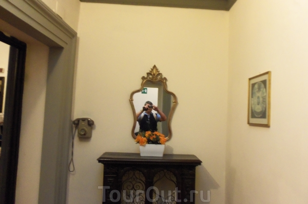 Интерьеры отеля - музея.