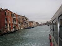 Каналы в Венеции.
