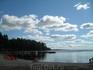 Малая Медвежка ( пляж на берегу Онежского озера)