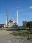 Уменьшенная копия Стамбульской мечети