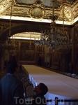 Мадрид. Королевский дворец. Столовая