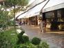 Милано Мариттимо - магазины, рядом ресторанчики, там самая вкусная в мире пицца фруте ди маре (морепродукты)