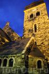 Церковь в Олесунде