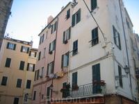 типичные итальянские постройки