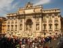Фонтан Треви - чистое дистиллированное римское барокко