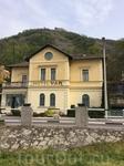 Отель в Вишеграде, недалеко от подножия горы