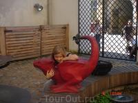 и красный дракончик