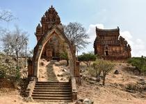 Чамская башня По Клонг Гарай