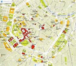 скачать карта вены на русском языке с достопримечательностями - фото 6