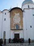 Фрески на Софийском соборе