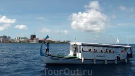Местные лодки