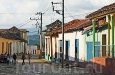 Улочки Тринидада