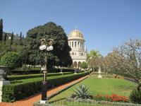 Хайфа, Бахайские сады. Впечатления - незабываемые!