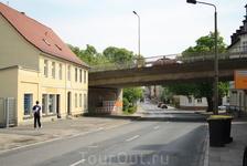 Мост Берлинерштрассе