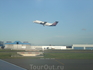 Летели Брюссельскими Авиалиниями. В данный момент выруливаем на взлетную полосу Брюссельского аэропорта.