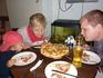 """Пиццерия """"Марио"""". Вторая пицца """"Сапорито""""оказалась и красивее и вкуснее."""