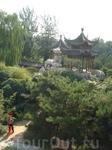 Изящная пагода в Запретном городе. (?)