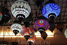 Лампы на любой вкус и цвет