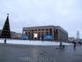 концертный зал. что-то вроде Дворца съездов в Москве