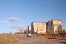 Новосибирская ул.