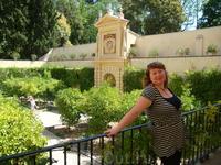 В саду Алькасара
