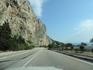 горные дороги до Алушты