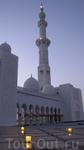 Большая мечеть шейха Заеда